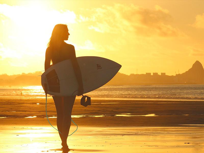 plages et surf au pays basque